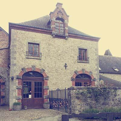 Belgie - La Moulin