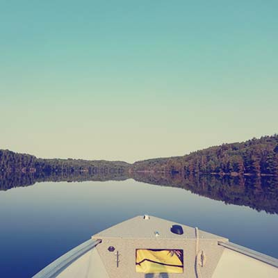 Voyageurs - boating