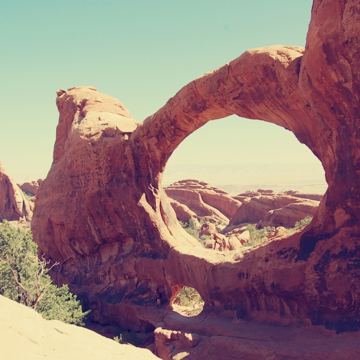 Parks a t Globe - Arches