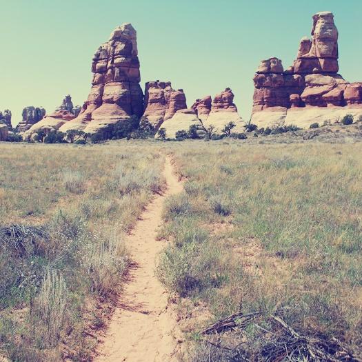 Parks a t Globe - Canyonlands