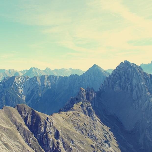 Parks a t Globe - Karwendel
