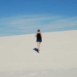White Sands - hike