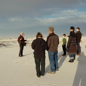 White Sands - program