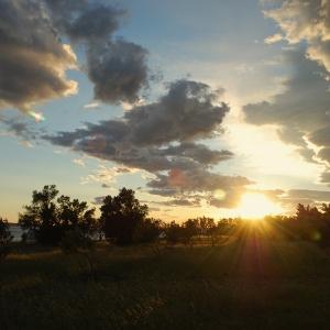 paklenica np - clouds