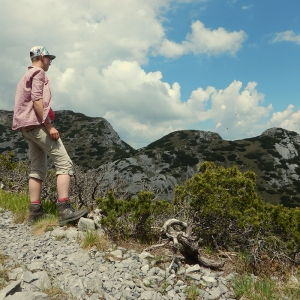 paklenica np - hiking