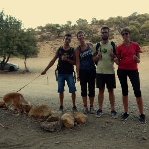 Crete - climbing partners