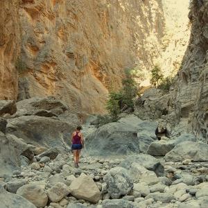Crete - hiking