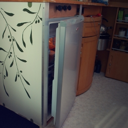 Tiny house 3 - fridge 4